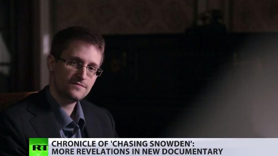 Exklusiv: Regisseur der Snowden-Doku im RT-Interview zu den Drehbedingungen
