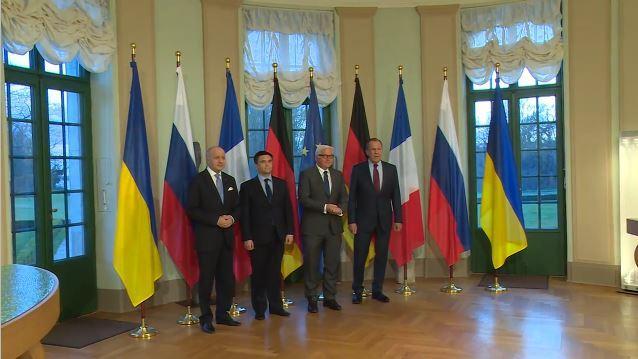 Trotz Außenministertreffen im Normandie-Format - Ukraine unterläuft bewusst Minsk II