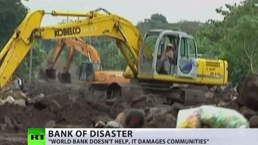 Massenhafte Vertreibung durch Weltbank-Projekte