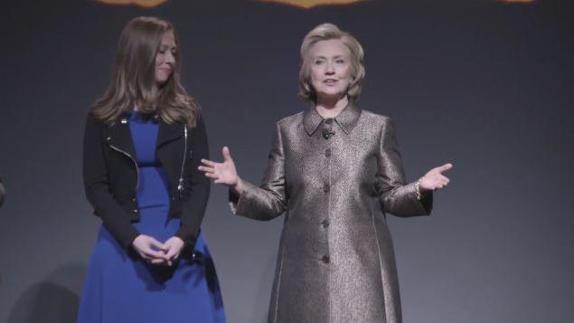 """Hillary Guevara Clinton entdeckt den Klassenkampf und will """"die reichsten 1 Prozent der USA stürzen"""""""