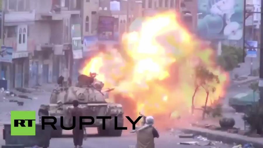 Jemen: Schwere Gefechte in den Straßen von Taizz