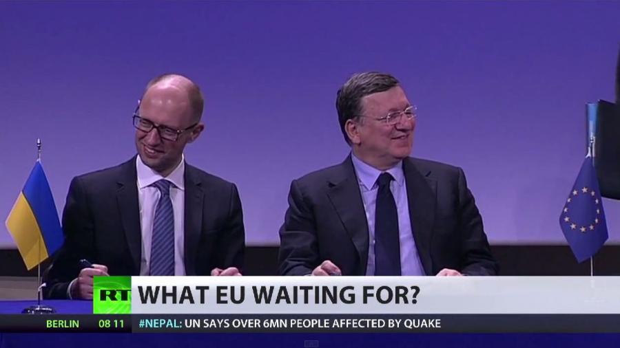 Einsames Kiew? EU-Außenbeauftragte Mogherini nimmt nicht am EU-Ukraine-Gipfel teil
