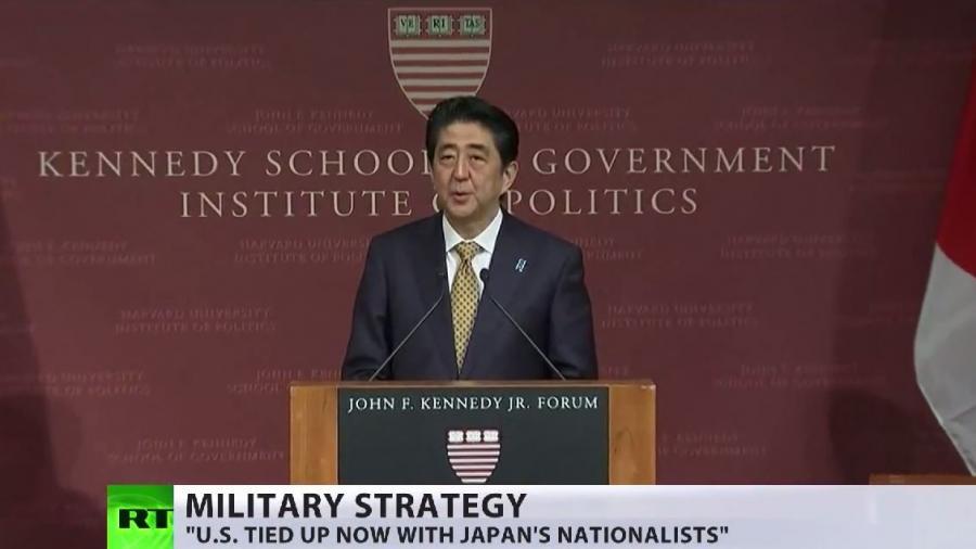 USA: Wird sind bereit Japan zu verteidigen, auch unter Einsatz unserer Atomwaffen