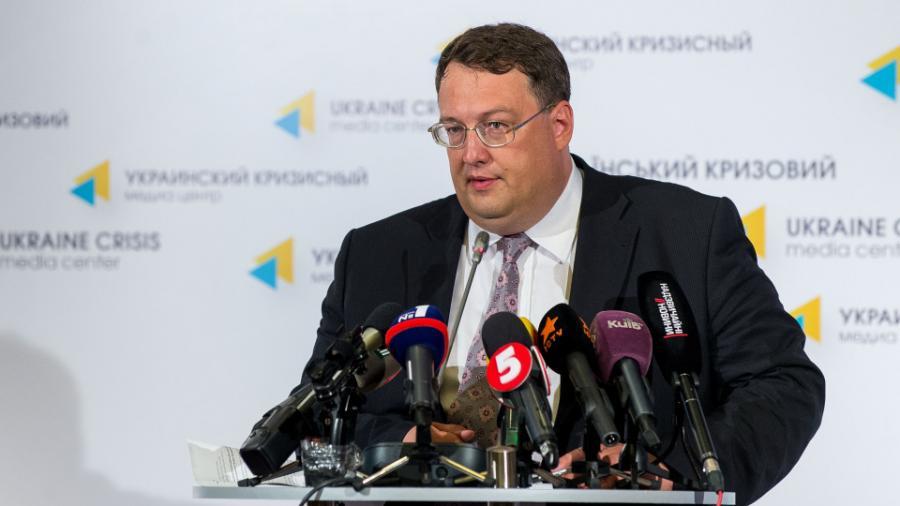 Chefberater des Kiewer-Innenministeriums veröffentlichte vor dem Mordanschlag gegen Busina dessen Wohnadresse auf Hetz-Website
