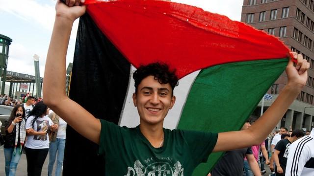 Live: 13.Konferenz der Palästinenser in Europa in Berlin