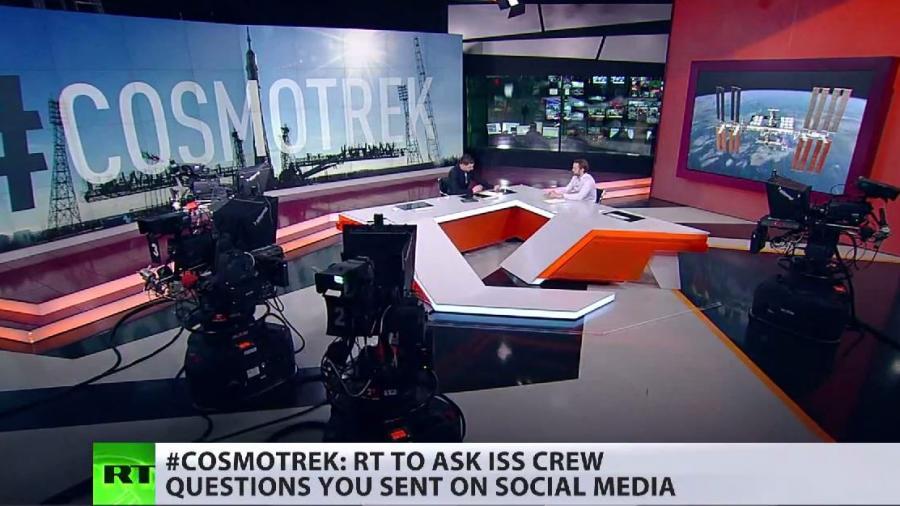 RT-Exklusiv: Fragerunde mit der ISS - Die besten Fragen