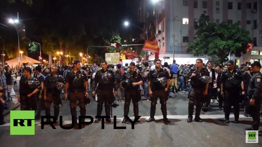 Brasilien: Protest gegen Polizeigewalt nach Tötung eines zehnjährigen Jungen