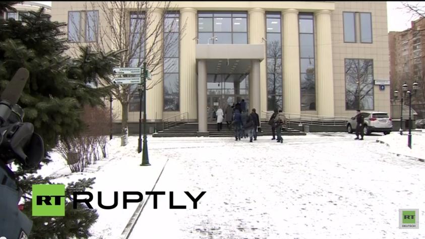 Live: Moskauer Gericht entscheidet über Beschwerden der Mordverdächtigen im Fall Nemzow