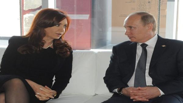 Vamos Che! Präsidentin von Argentinien bestätigt Staatsbesuch in Russland