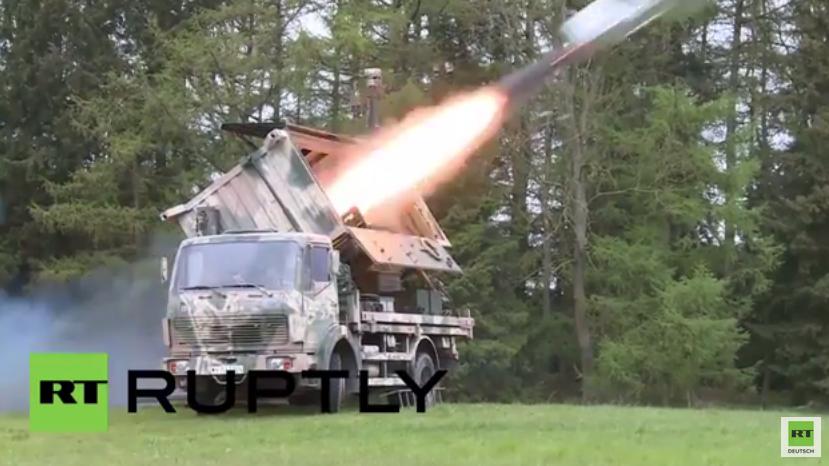 Eutin: Bundeswehr beginnt  Drohnen-Tests für Einsatz in der Ukraine