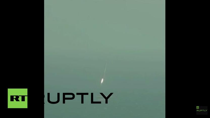 War es Putin? Schon wieder geht US-Trägerrakete in Flammen auf