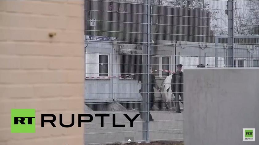 Schon wieder brennt ein Flüchtlingsheim in Deutschland - Polizei ermittelt