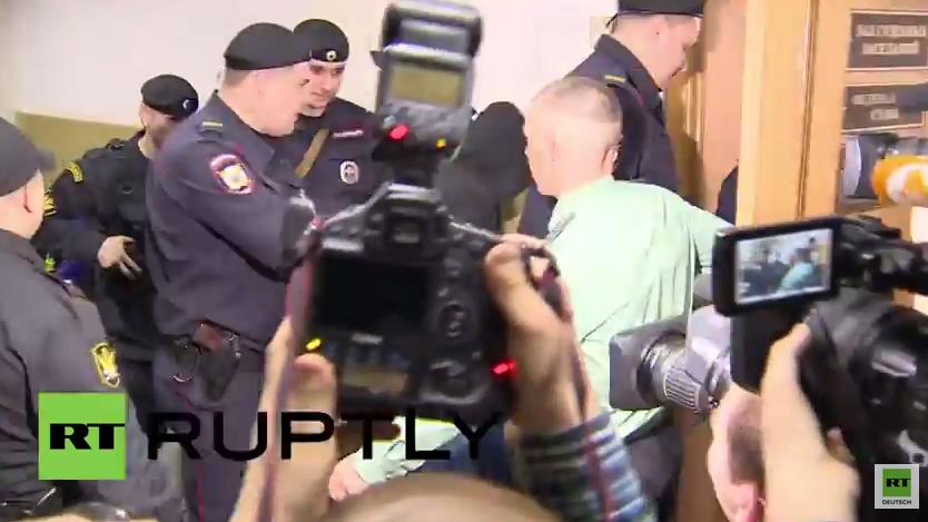 Russland: Drei Verdächtige im Nemzow-Fall erneut verhaftet