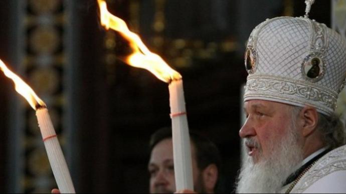 Live: Tsipras trifft den Vorsteher der Russisch-Orthodoxen Kirche Kyrill I.
