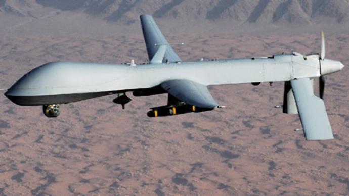 Deutsches Unternehmen in völkerrechtswidrige Drohnenmorde verwickelt - Gysi fordert Generalbundesanwalt auf Strafverfahren einzuleiten
