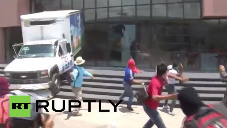Mexiko: Studenten-Massaker provoziert erneute Massenproteste in Guerrero