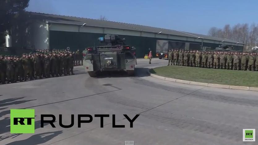 """Deutschland: NATO-Speerspitze schließt ersten Testlauf """"Noble Jump 2015"""" ab"""