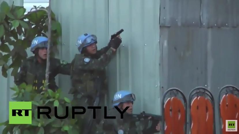Haiti: UN-Friedenstruppen töten Zivilisten wegen falscher Identifizierung