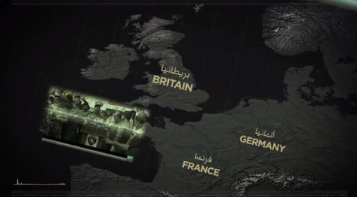 """Der """"Islamischer Staat"""" droht in einem neuen Video den USA mit Anschlägen im Stil von 9/11"""