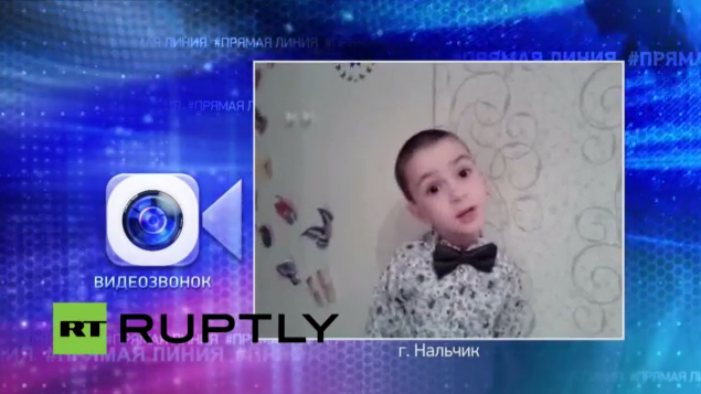 """Zusammenfassung: """"Der direkte Draht"""" - Putin steht der russischen Bevölkerung Rede und Antwort"""