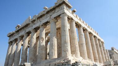 Einst Symbol für Demokratie: Das antike Griechenland