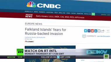 """Putin kann es nicht lassen – Westliche Medien befürchten """"Russland-gestützte Invasion auf Falkland-Inseln"""""""