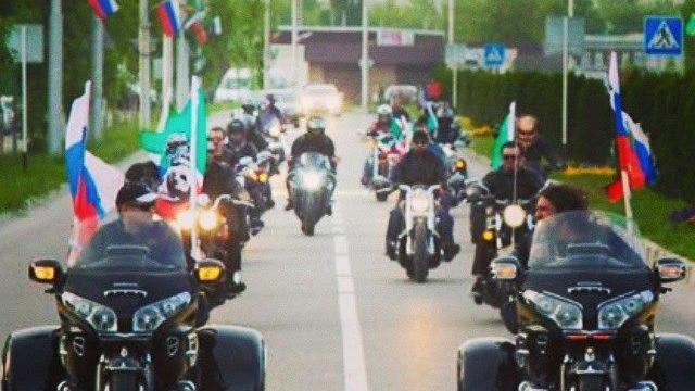 Tschetscheniens Oberhaupt Kadyrow nun offizielles Mitglied der Nachtwölfe