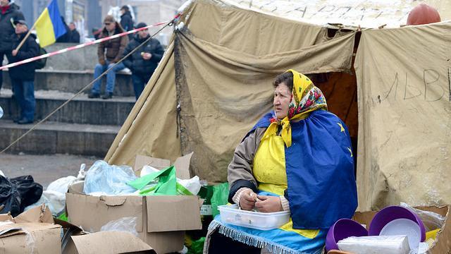 Ukraine vor Staatsbankrott - Zunächst werden Schulden-Rückzahlungen an Russland eingestellt