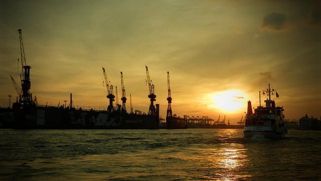 31 Prozent Exporteinbruch - Norddeutschland leidet massiv an den Auswirkungen der Russlandsanktionen