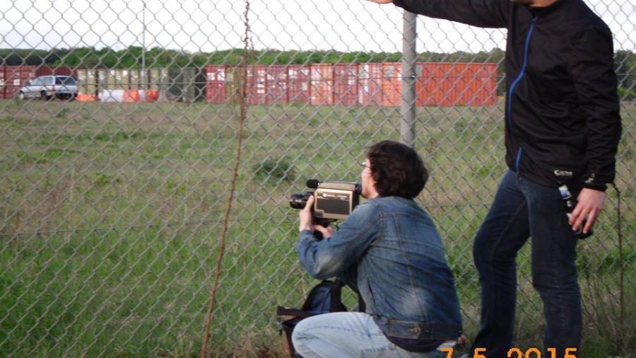 Brutale Polizeiaktion gegen friedliche Spionforscher am hessischen NSA-Dagger Complex