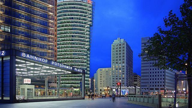 Chinesisierung des Abendlandes? Großkonzerne aus dem Reich der Mitte wollen Potsdamer Platz erwerben