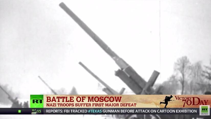 RT Spezial: Der Wendepunkt des II. WK – Die Schlacht um Moskau