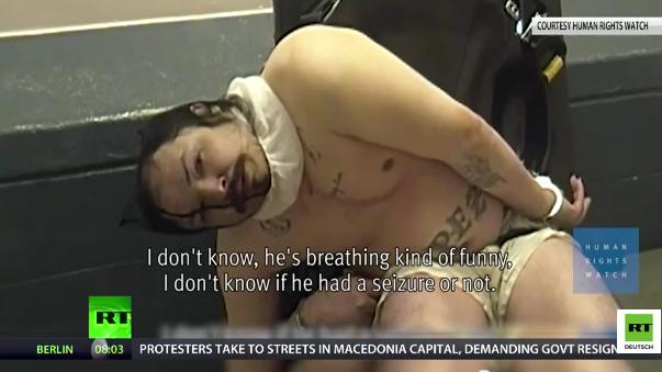 Human Rights Watch: In US-Gefängnissen werden geistig Behinderte systematisch gefoltert