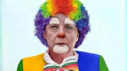 Angela Merkel: Skrupellosigkeit oder besonders feiner Sinn für Humor?