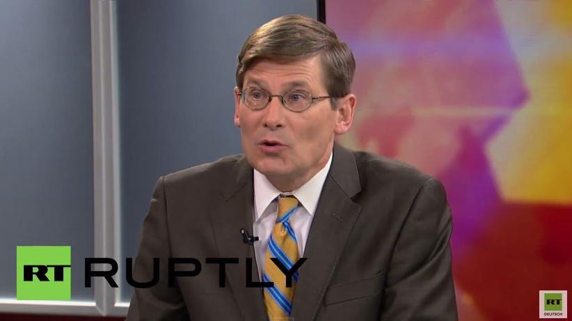 Ex-Geheimdienstanalyst: Bush-Regierung zwang uns für Irak-Krieg zu lügen