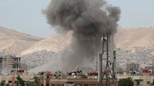 Erneuter Granatenangriff auf russische Botschaft in Damaskus – Mindestens 1 Toter