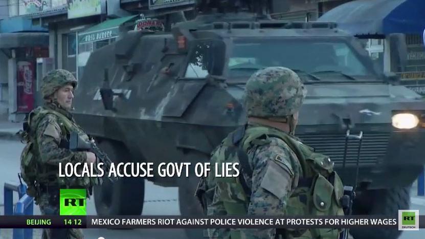 RT Spezial: Was sind die Hintergründe des Gewaltausbruchs in Mazedonien?