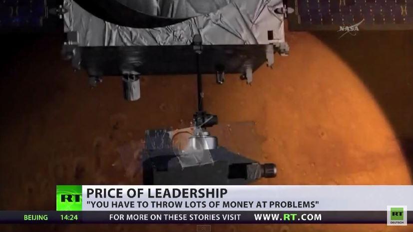 Mars-Mission in Gefahr? NASA weiß nicht mehr weiter und bietet 29.000 US-Dollar für Mithilfe