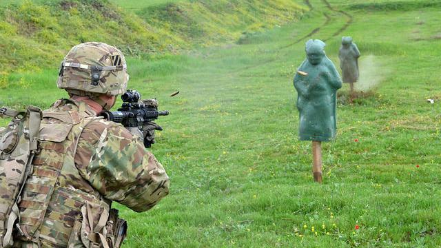 """We are the World"" - Neues NATO-Großmanöver in Rumänien"