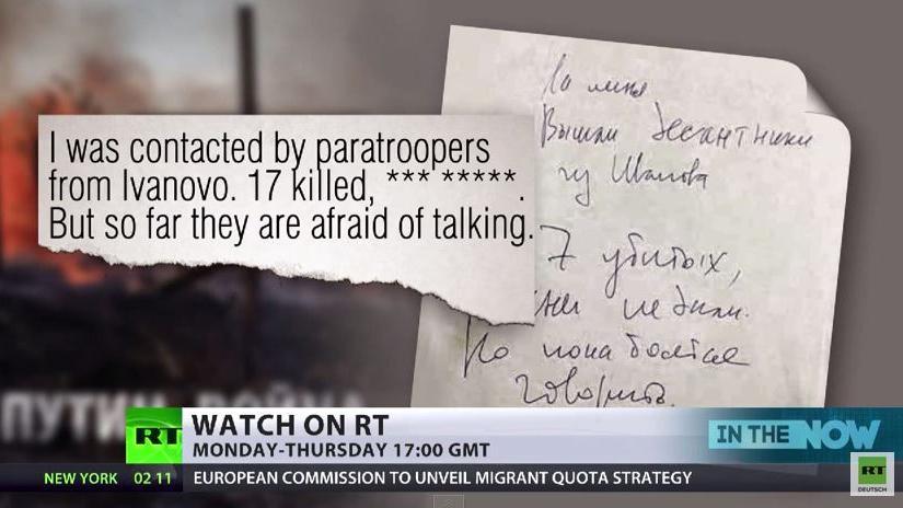 """Nemzow-Bericht legt """"Beweise"""" vor: Putin führt Krieg in der Ukraine"""