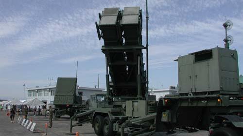Patriot-Raketenabwehrsystem - CC BY-SA 3.0