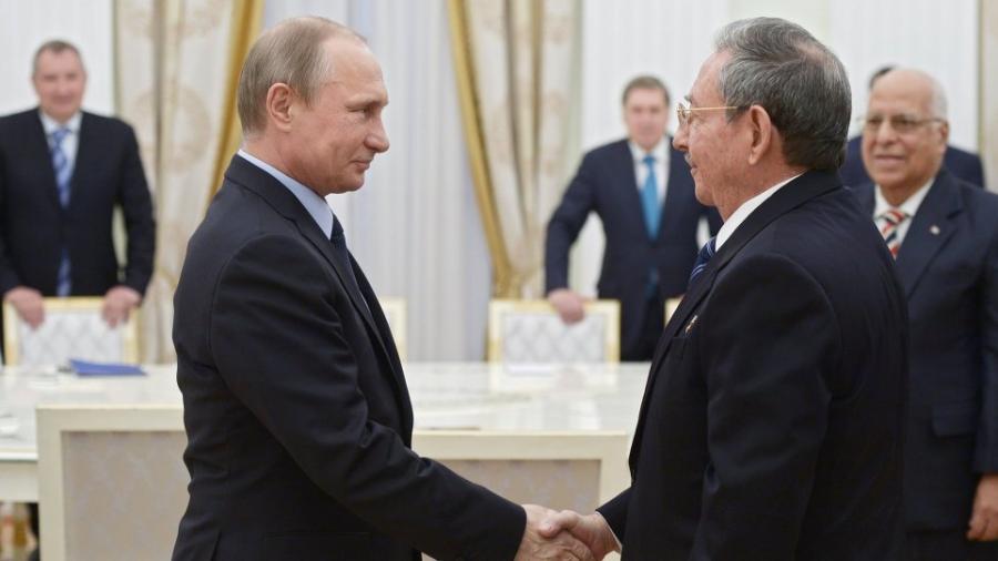 América Latina presente! Castro und Maduro in Moskau - Treffen mit Putin