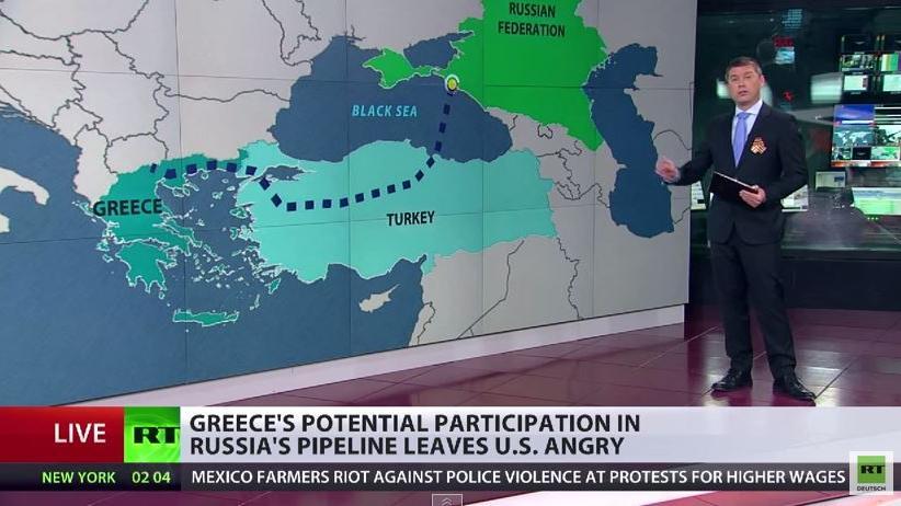 "USA ziehen Botschafter aus Athen ab – Begründung: ""Zu träge im Kampf gegen russischen Einfluss"""