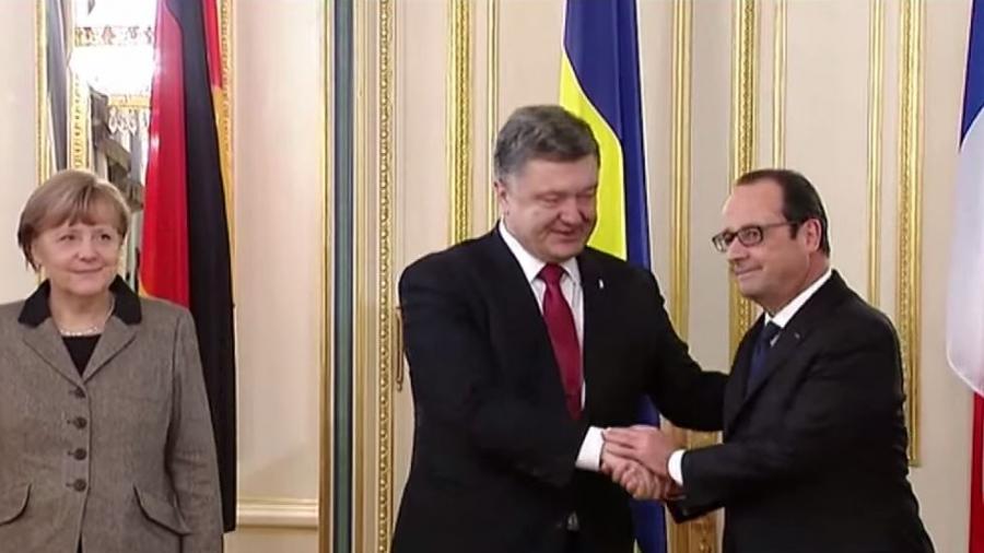 Leak vom EU-Ostgipfel: Roter Teppich wieder eingerollt - Doch keine Visa-Freiheit für Ukrainer