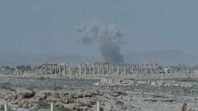 Durch Einahme von Palmyra kontrolliert IS fast 50 Prozent des syrischen Territoriums