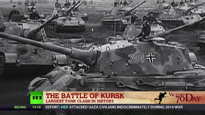RT Spezial: Die letzte deutsche Großoffensive - Panzerschlacht von Kursk