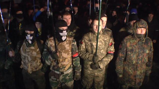 Der 9. Mai im heutigen Kiew - Tag der Verwirrung