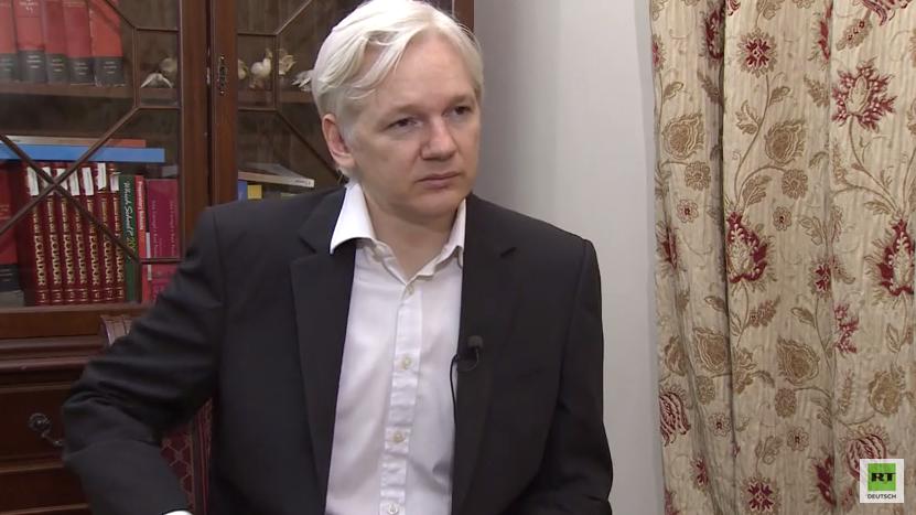 Julian Assange: Obama radikaler gegenüber Journalisten als alle Präsidenten ab 1917 zusammen