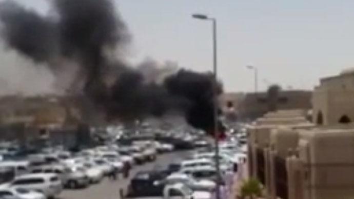 Nimmt der IS nun Riad ins Visier? Bombenanschlag in Saudi Arabien mit mindestens 4 Toten