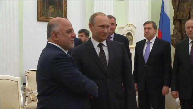 """Russische Föderation wird Irak im Kampf gegen den """"IS"""" unterstützen"""